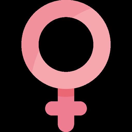 icono ginecología de la mujer